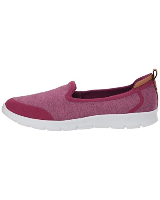 c9a90852964 ... Clarks - Multicolor Step Allena Lo Loafer Flat - Lyst ...