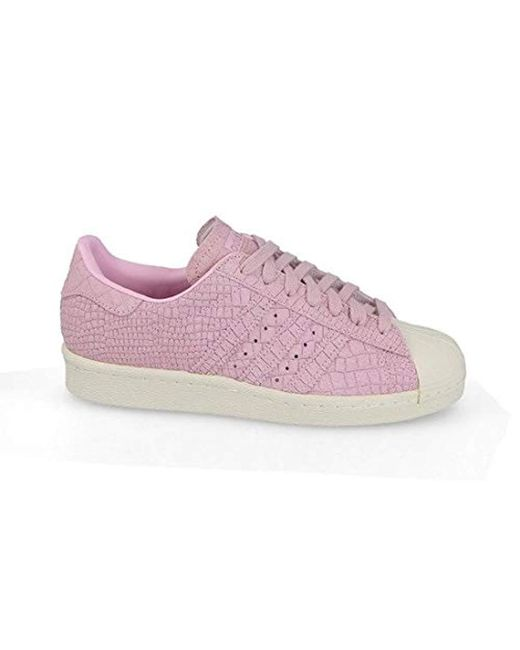 reputable site 61f87 5342f ... Adidas - Multicolor Superstar 80s S81326 Casual - Lyst ...