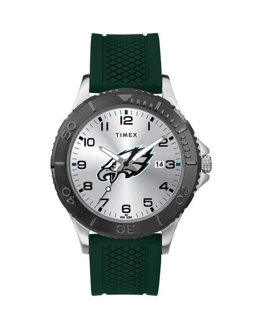 Timex Multicolor Twzfeagmh Nfl Gamer Philadelphia Eagles Watch for men