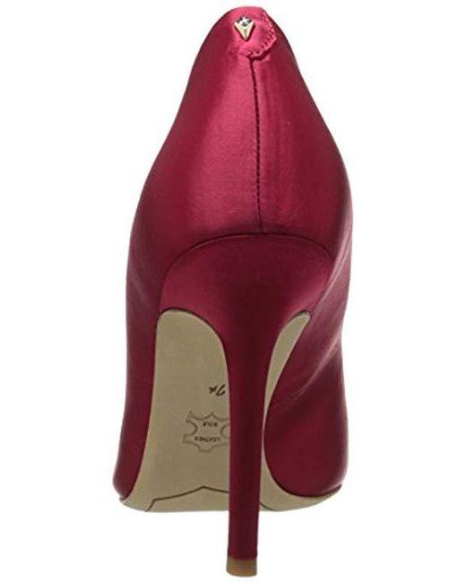 c1e84d3f0 Sam Edelman Hazel Dress Pump in Red - Save 43% - Lyst
