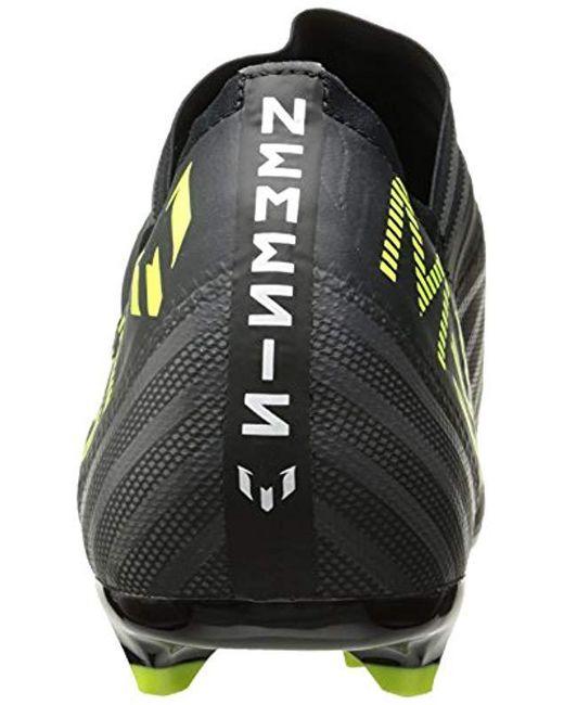 435e620e4b2 ... Adidas - Black Nemeziz Messi 17.2 Fg Soccer Shoe for Men - Lyst ...
