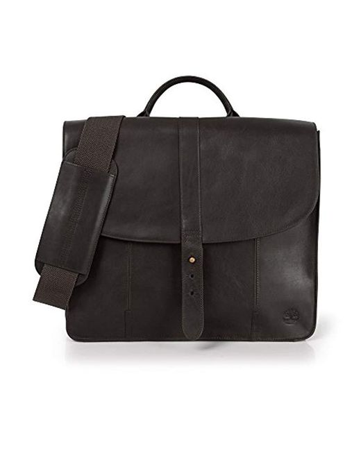 00bd32a2fb Timberland - Black Calexico Duffle Backpack Briefcase Travel Bag for Men -  Lyst ...