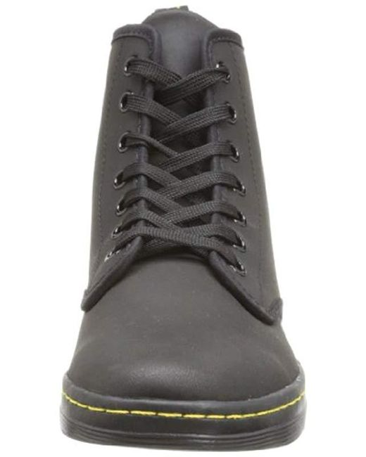 e03fc3ce52d Women's Black Shoreditch Greasy Lamper, Boots
