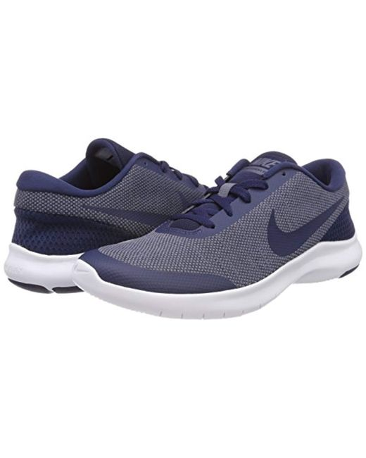b92860ff5305 Lyst - Nike Flex Experience Rn 7 Running Shoe in Blue for Men - Save 2%