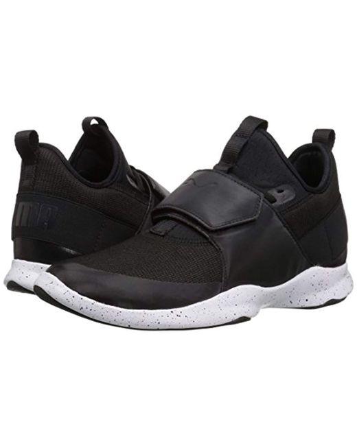 35a2d46194c Lyst - PUMA Dare Trainer Wns Sheen Sneaker in Black - Save 22%