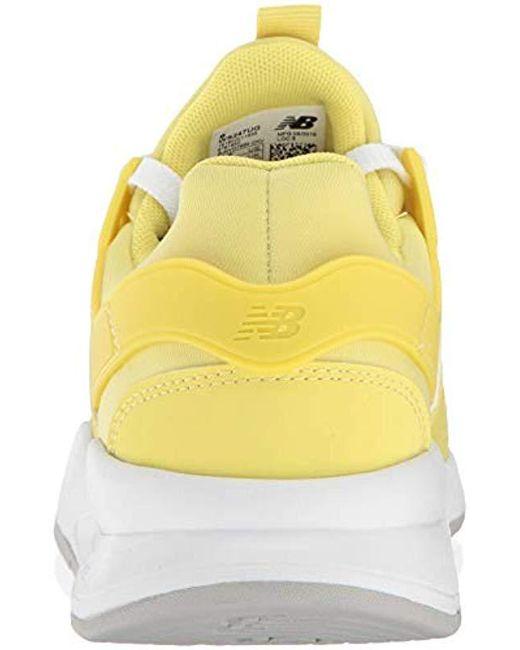 4f55da3bbb5e3 New Balance Yellow 247v2 Sneaker New Balance Yellow 247v2 Sneaker ...