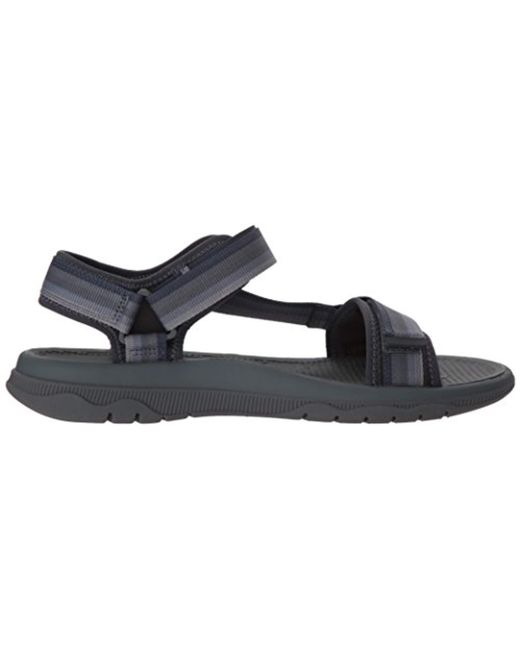 2e1ae3699817c2 ... Clarks - Gray Balta Reef Sandal for Men - Lyst ...