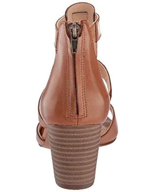 1711b9c711 Clarks Deloria Fae Sandals in Brown - Save 29% - Lyst