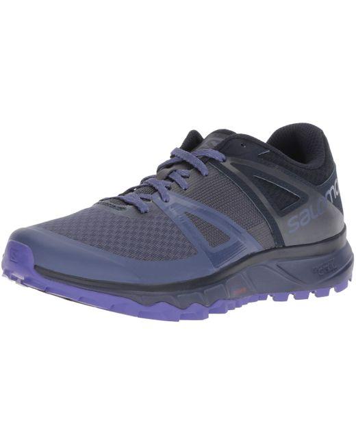 salomon women's trailster w trail running shoes jordan
