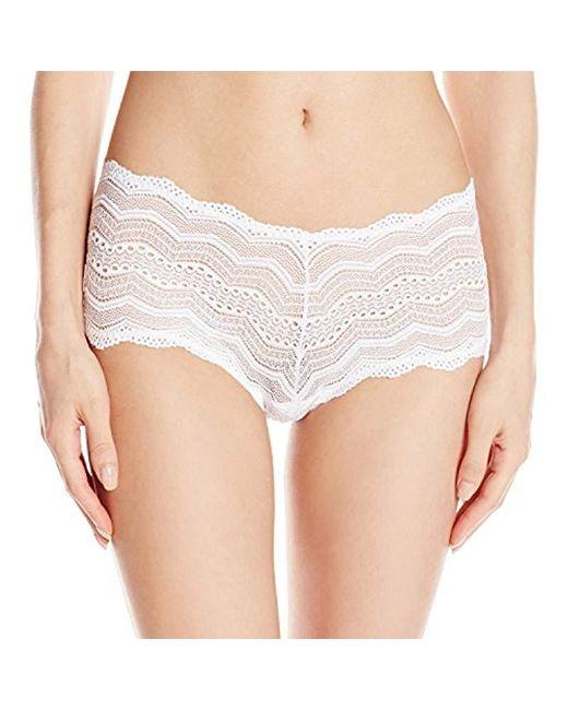 Cosabella - White Ceylon Hotpant Panty - Lyst