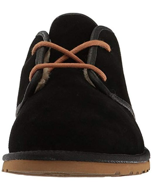 8100703a0b8 Men's Black Maksim Chukka Boot