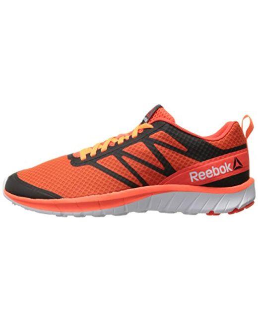 4e1b08b2a36f Lyst - Reebok Soquick Running Shoe for Men - Save 55.4054054054054%