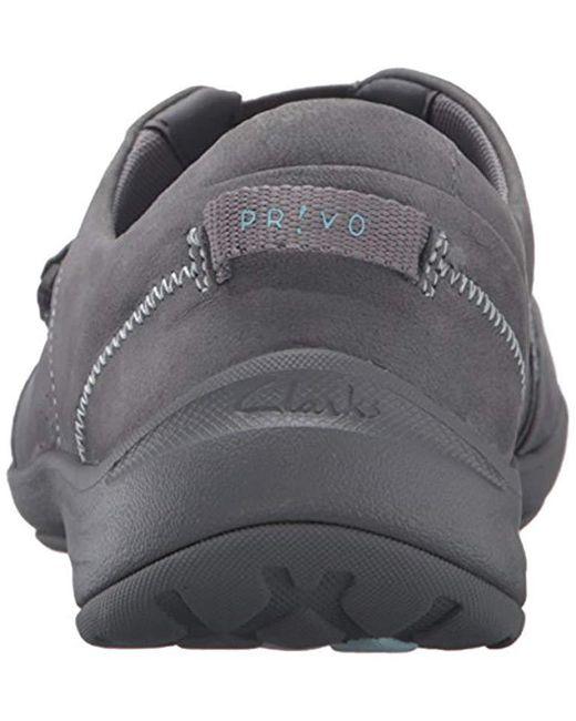 Clarks Womens Asney Slipon Fashion Sneaker