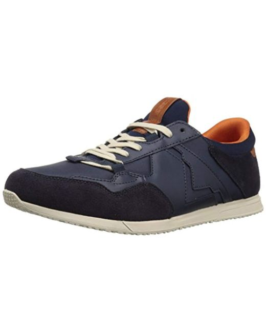 DIESEL - Blue Remmi-v S-fury Sneaker for Men - Lyst