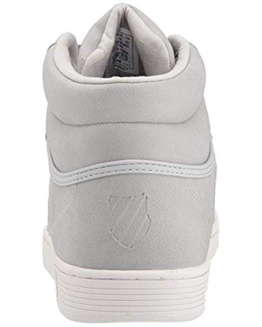 new product ea776 44971 Men's Gray Hoke Mid Sneaker