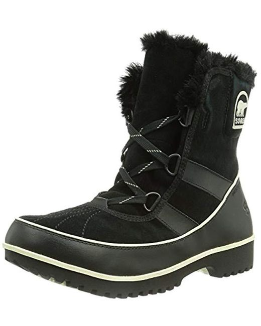 Sorel - Black Tivoli Ii Snow Boot - Lyst