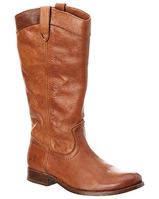 Frye - Brown Melissa Pull On Fashion Boot, - Lyst