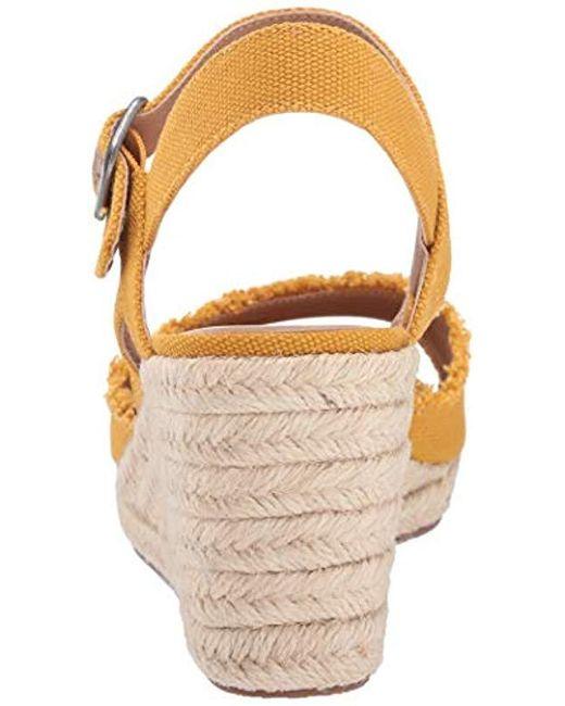 5f726b62466b0 Women's Mindra Espadrille Wedge Sandal
