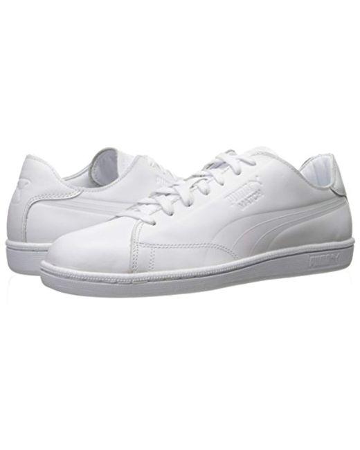chaussures de séparation 6d899 f1f8c Men's White Match Clean Fashion Sneaker