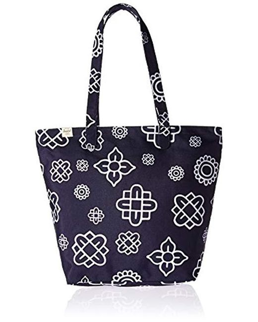 62e5fa1906d7 Lyst - Herschel Supply Co. Herschel Mica Travel Tote in Blue - Save 8%