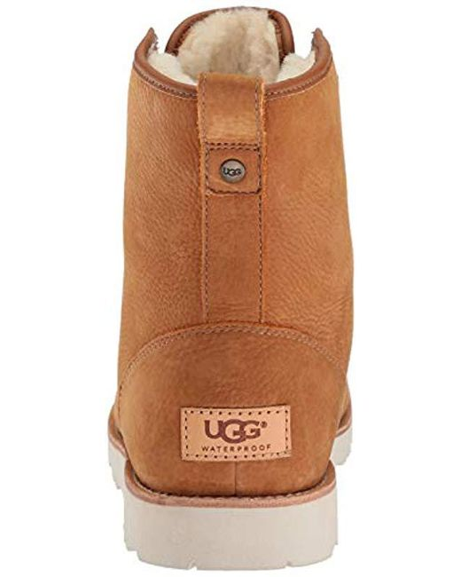 70185cf9b78 Men's Brown Hannen Tl Fashion Boot