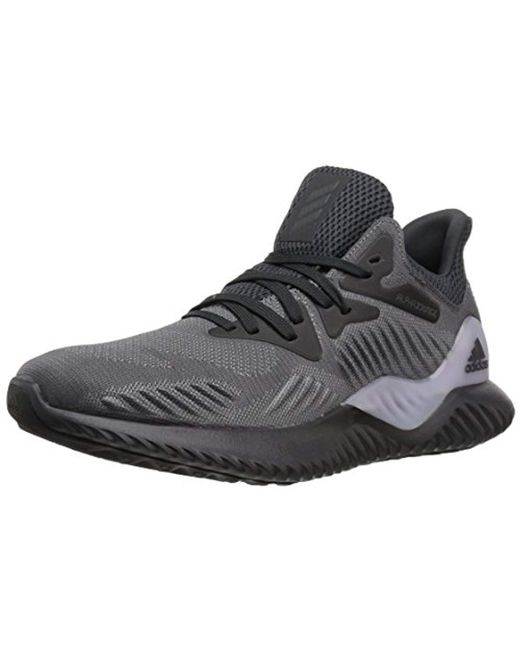 Adidas - Gray Alphabounce Beyond W Running Shoe for Men - Lyst