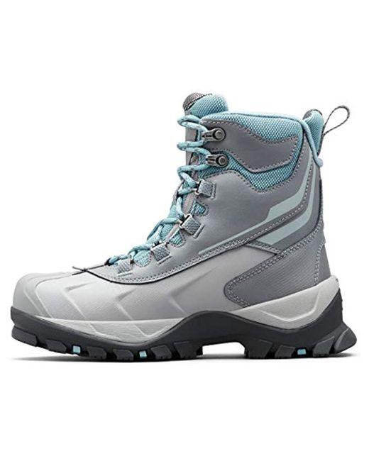 0fd845b4752 Women's Gray Hiking Shoes, Waterproof, Bugaboot Plus Iv Omni-heat