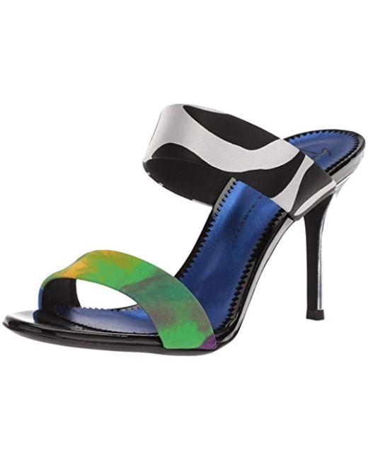 Giuseppe Zanotti - Multicolor E800182 Heeled Sandal - Lyst