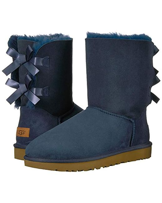 c5ac3c60a9a Women's Blue Bailey Bow Ii Winter Boot