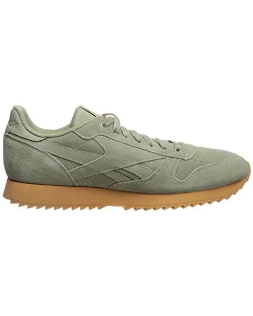 Green Icegum4 Men's Leather Lightorange M SneakerManilla Us Classic 8wy0mONvn