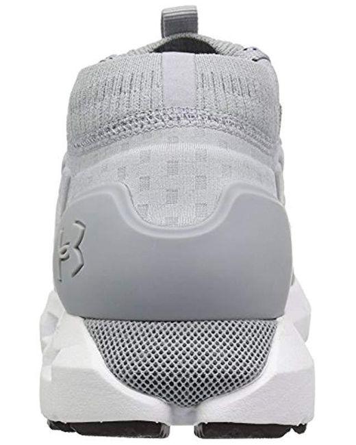 hot sale online 8a5fc 63805 Women's Gray Hovr Phantom Connected Running Shoe