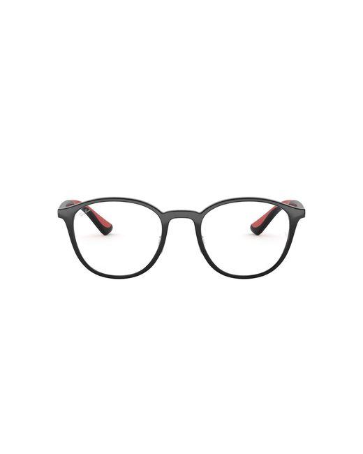 0RX7156 Monturas de gafas Ray-Ban de color Black