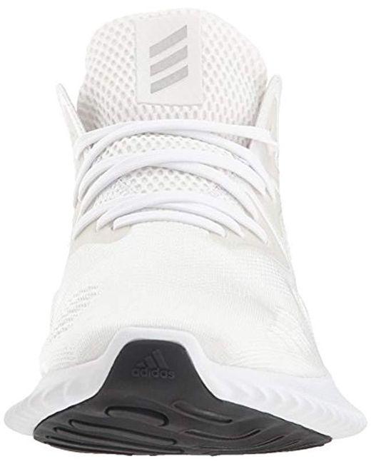 2c0bc1026def8 Men's White Alphabounce Beyond Running Shoe