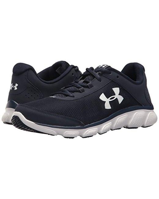 813299a2b4 Men's Blue Micro G Assert 7 Sneaker
