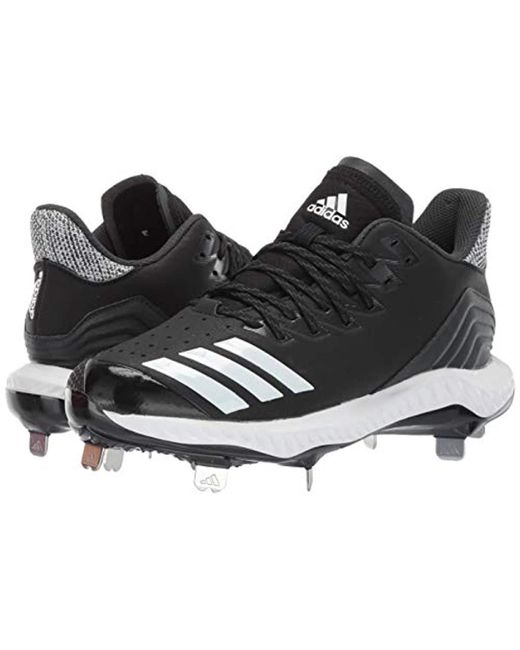 b23a47ace6cfd ... Adidas - Black Icon Bounce Cleat for Men - Lyst ...