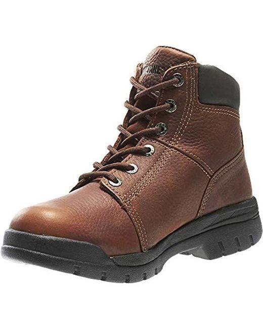 96371b8c25a Men's Brown Marquette W04735 Work Boot