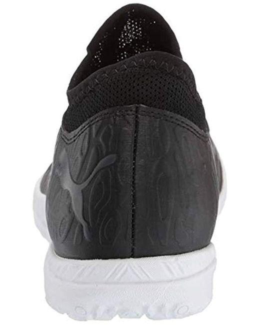 82dc24f1295bf Men's Future 19.4 Tt Sneaker, Black White, 11.5 M Us