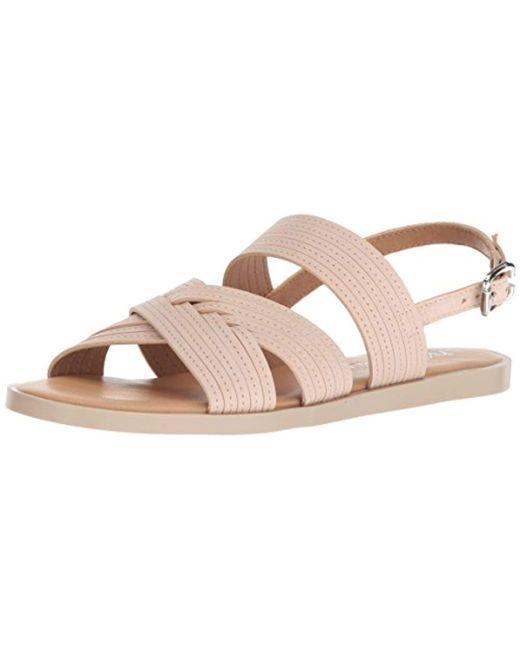 Matisse Natural Misha Flat Sandal