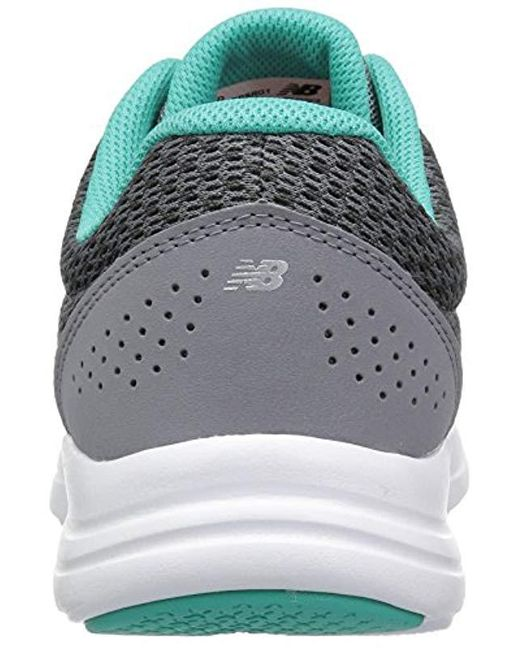 Lyst New Balance Versi V1 Cushioning Running Shoe, Grey, 6