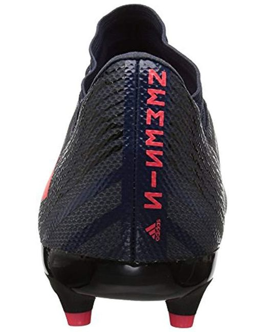 5065a267456 Women's Nemeziz 17.3 Fg W Soccer Shoe, Trace Blue/red Zest/core Black, 10 M  Us