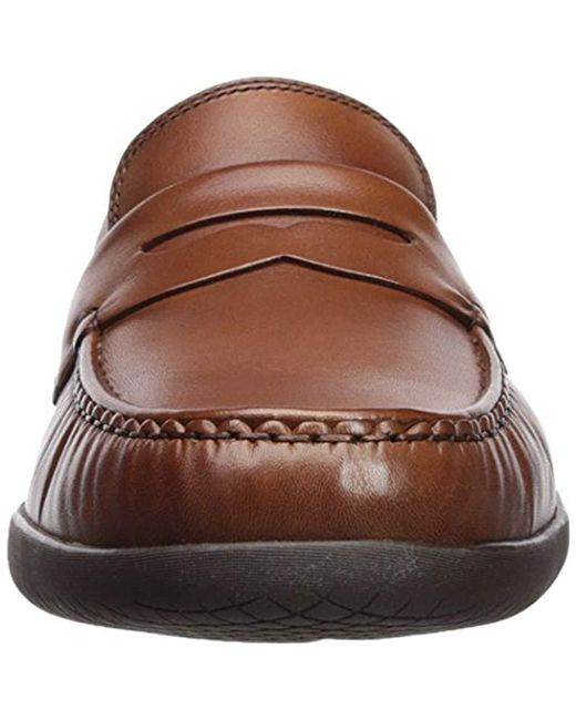 d1b87159e1843 Men's Brown Shepard Penny Loafer Ii