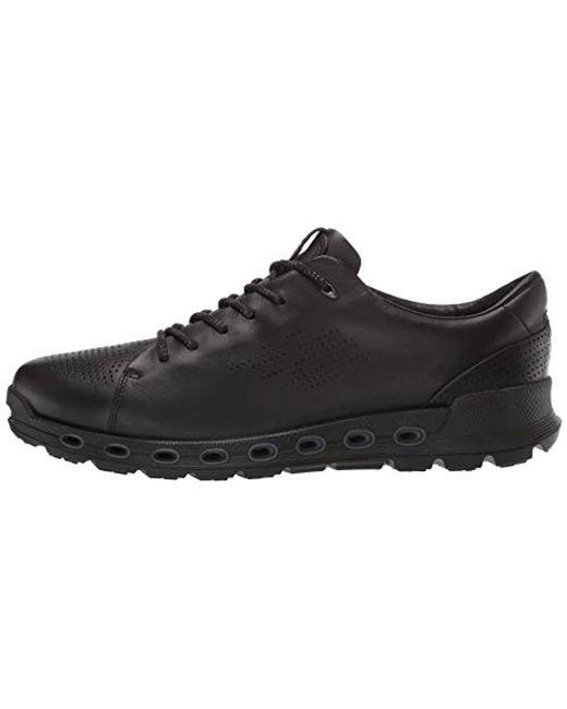 beste Wahl 100% authentisch am besten wählen Ecco Leather Cool 2.0 Low-top Sneakers in Black for Men - Lyst