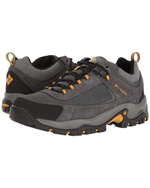 b2b12369152 Men's Gray Granite Ridge Waterproof Wide Boot, Breathable, Microfleece  Lining
