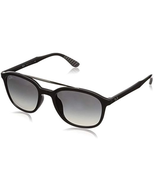 4c97a20427 Lyst - Ray-Ban Rb4290f 53 Asian Fit Sunglasses 53mm in Gray for Men