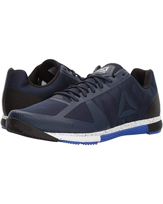 f3d17bfb60f Lyst - Reebok Speed Tr 2.0 Sneaker in Blue for Men - Save 46%