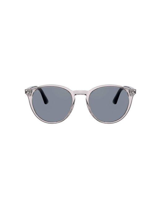 Persol Blue Po3152s Phantos Sunglasses