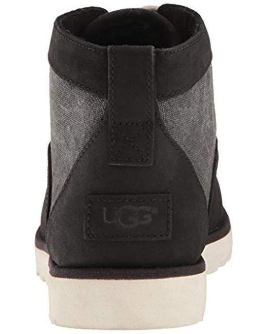 4a6e5c00b12 Women's Black Bethany Canvas Winter Boot