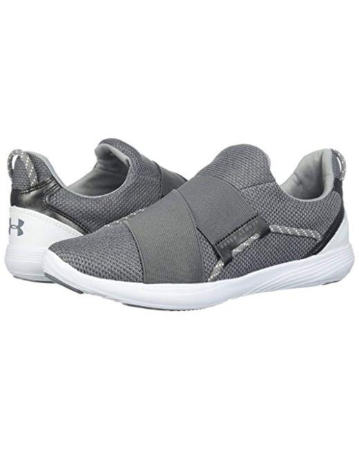 f216e9de0d4b Lyst - Under Armour Precision X Sneaker in Gray - Save 20%