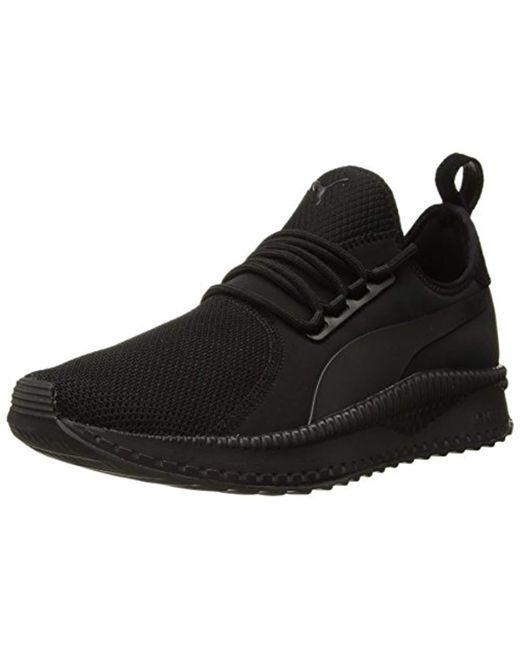 PUMA Black Tsugi Apex Solid Sneaker for men