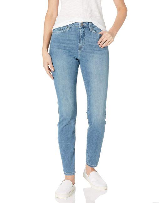 High-Rise Skinny Jean Jeans Amazon Essentials de color Blue